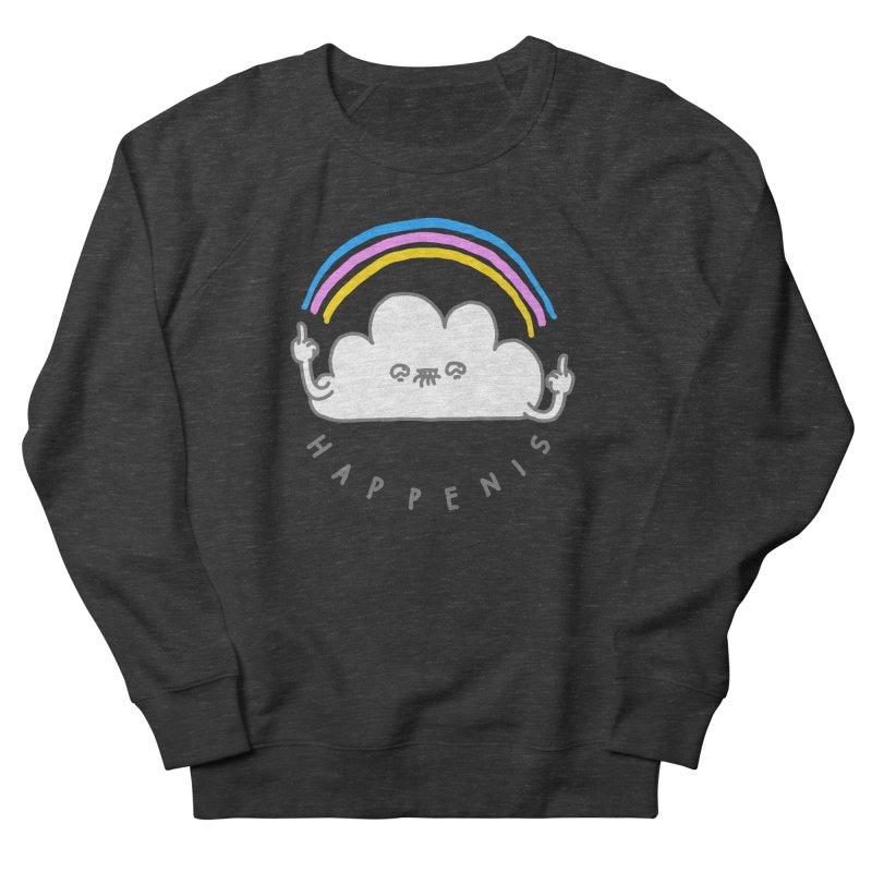 Happenis Men's Sweatshirt by Vó Maria's Artist Shop