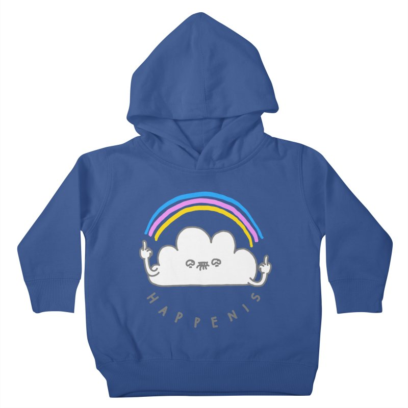 Happenis Kids Toddler Pullover Hoody by Vó Maria's Artist Shop