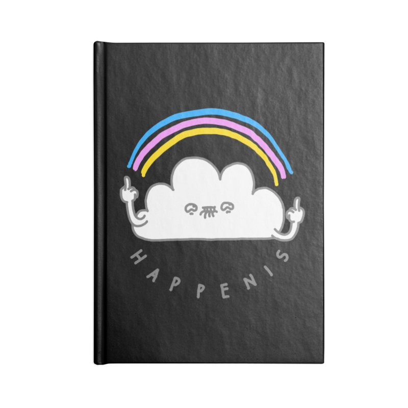 Happenis Accessories Notebook by Vó Maria's Artist Shop
