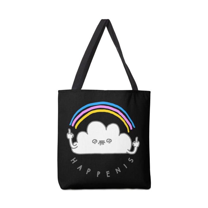 Happenis Accessories Bag by Vó Maria's Artist Shop