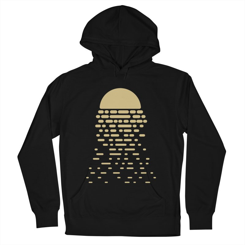 Moonshine Women's Pullover Hoody by Vó Maria's Artist Shop