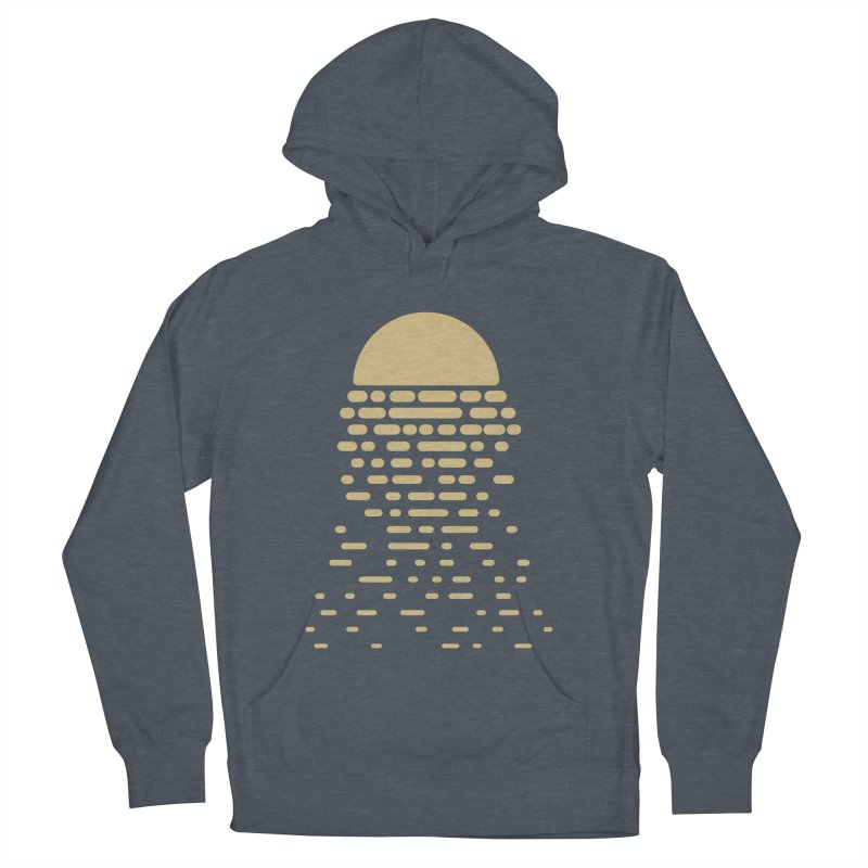 Moonshine Men's Pullover Hoody by Vó Maria's Artist Shop