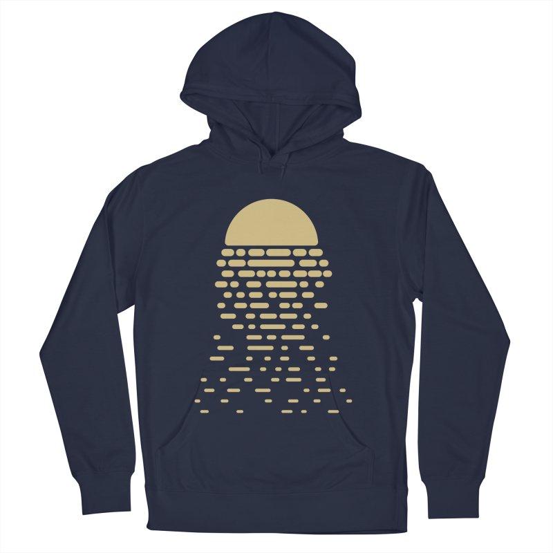 Moonshine Men's Pullover Hoody by Vó Maria's Artist Shop