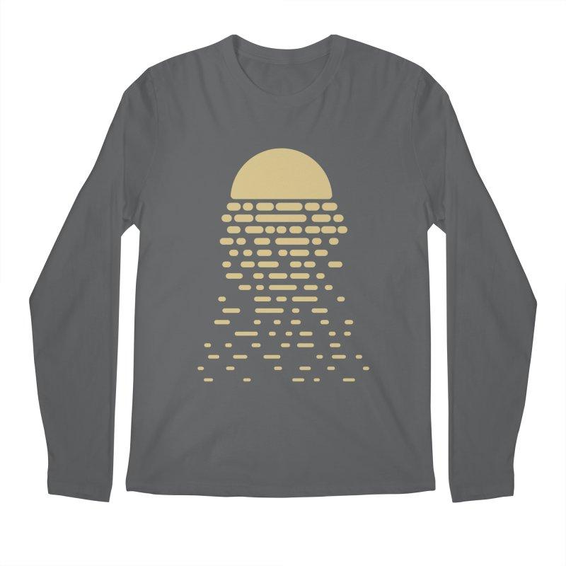Moonshine Men's Longsleeve T-Shirt by Vó Maria's Artist Shop