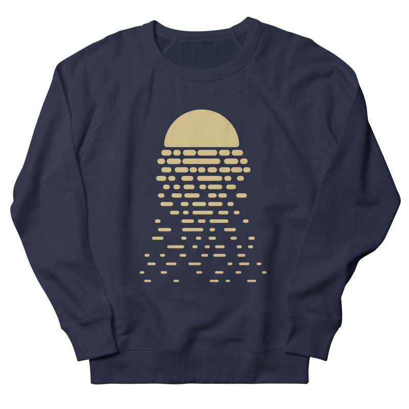 Moonshine Women's Sweatshirt by Vó Maria's Artist Shop