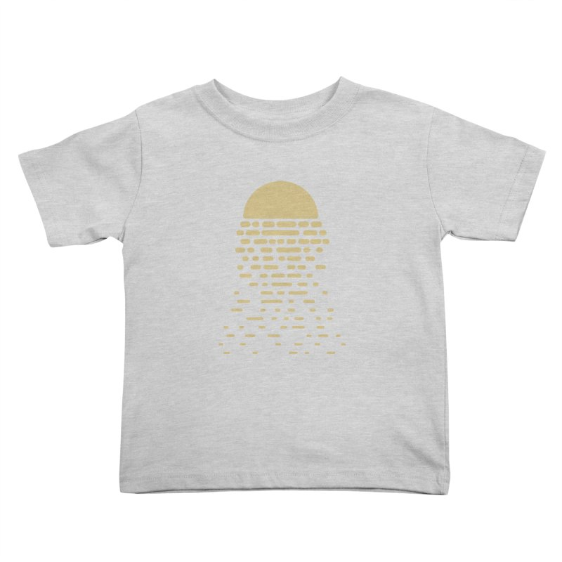 Moonshine Kids Toddler T-Shirt by Vó Maria's Artist Shop