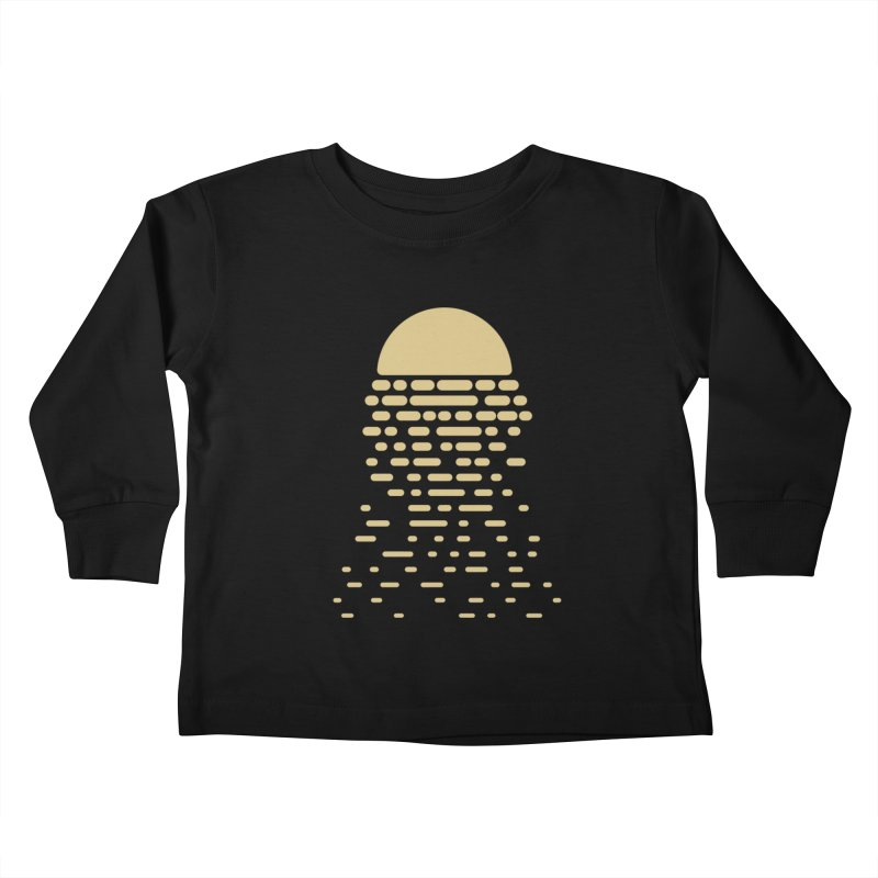 Moonshine Kids Toddler Longsleeve T-Shirt by Vó Maria's Artist Shop