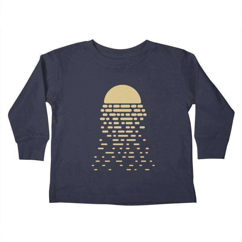 Moonshine Kids Toddler Longsleeve T-Shirt by Vó Maria's Artist Shop
