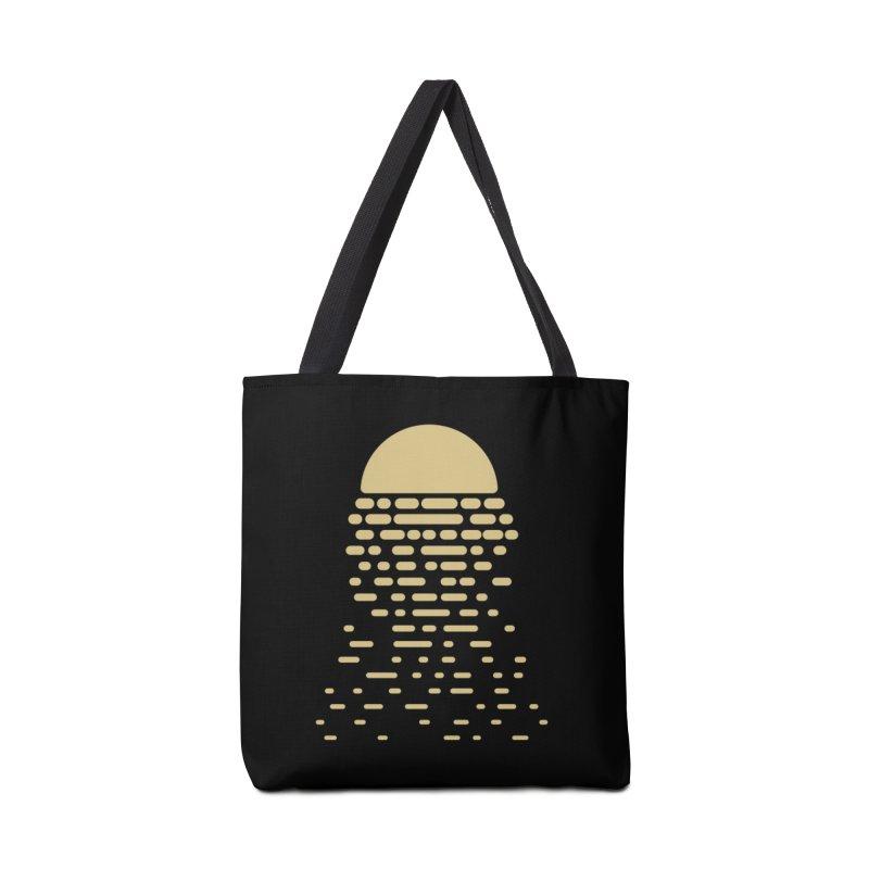 Moonshine Accessories Bag by Vó Maria's Artist Shop
