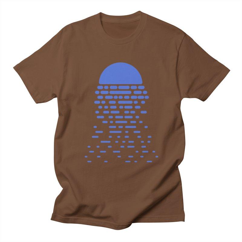 Moonlight Men's T-Shirt by Vó Maria's Artist Shop