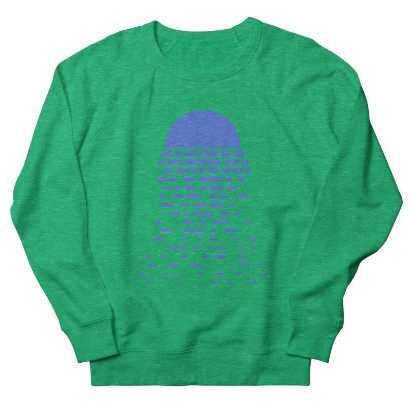 Moonlight Women's French Terry Sweatshirt by Vó Maria's Artist Shop