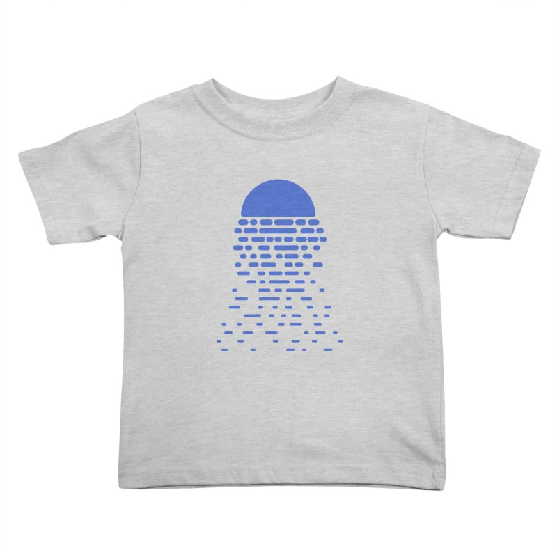Moonlight Kids Toddler T-Shirt by Vó Maria's Artist Shop