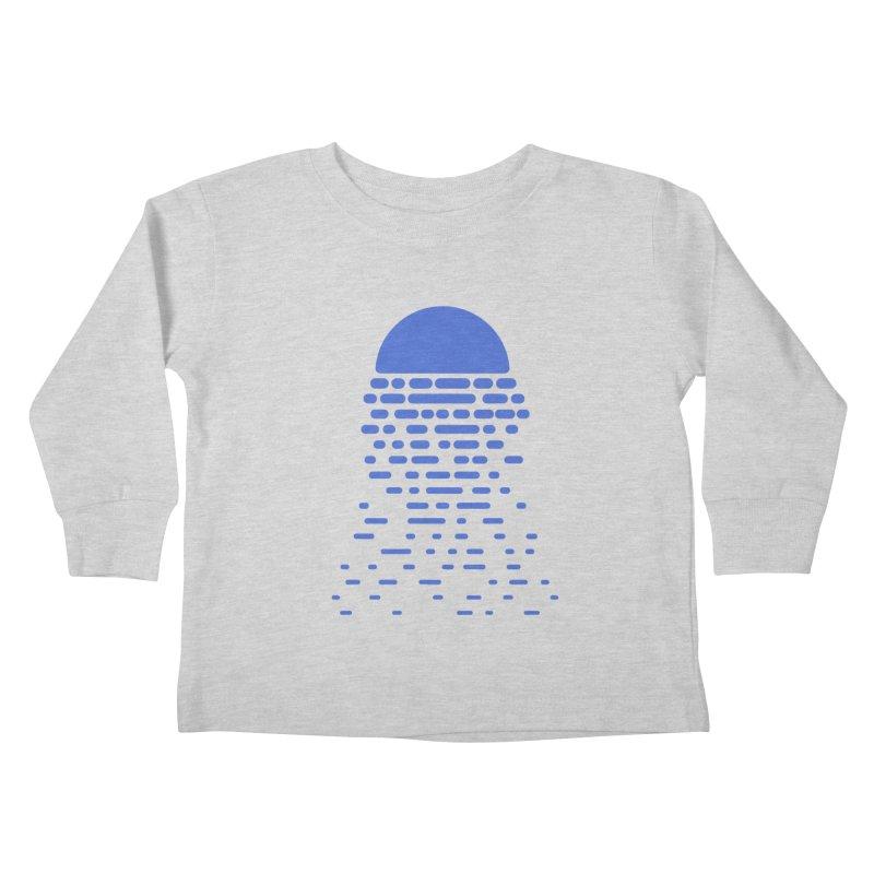Moonlight Kids Toddler Longsleeve T-Shirt by Vó Maria's Artist Shop
