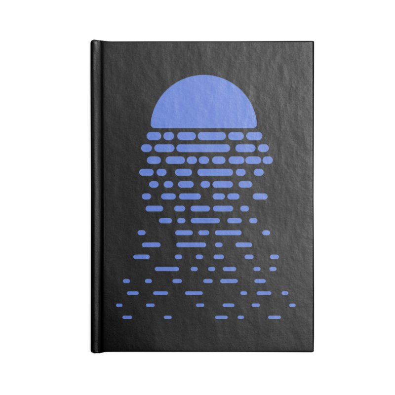 Moonlight Accessories Notebook by Vó Maria's Artist Shop