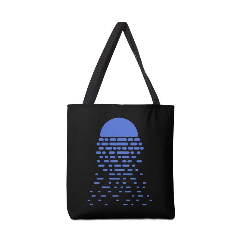 Moonlight Accessories Bag by Vó Maria's Artist Shop
