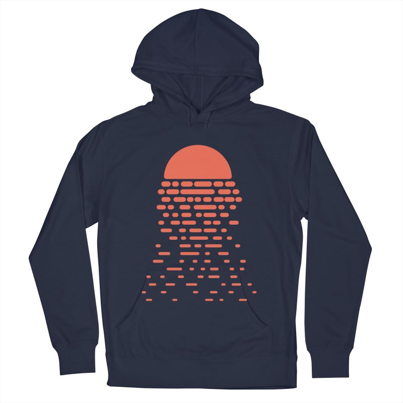 Sunset Women's Pullover Hoody by Vó Maria's Artist Shop