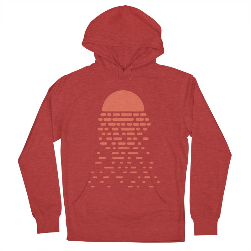 Sunset Men's Pullover Hoody by Vó Maria's Artist Shop
