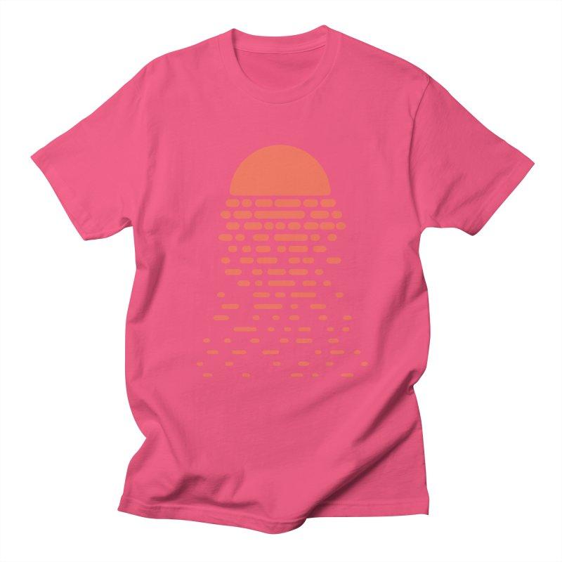 Sunset Women's Unisex T-Shirt by Vó Maria's Artist Shop