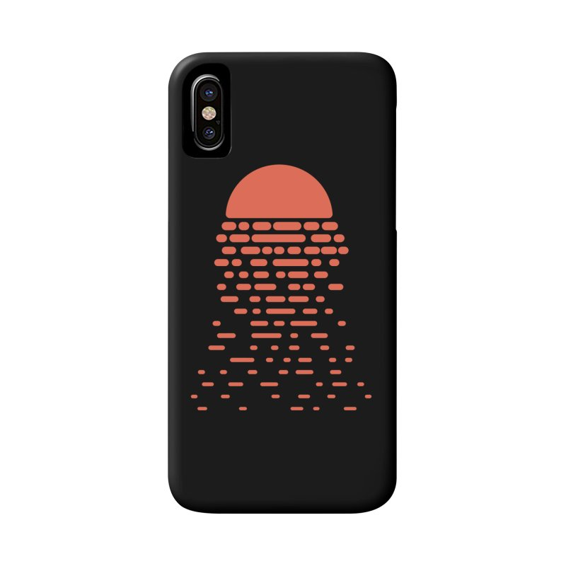 Sunset Accessories Phone Case by Vó Maria's Artist Shop