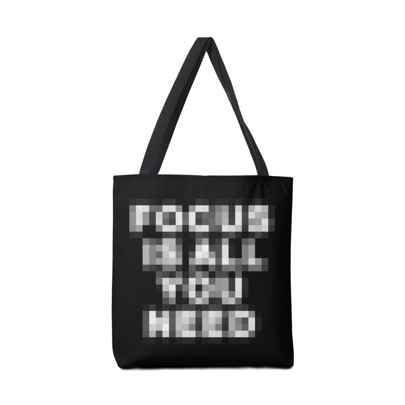 Focus Accessories Bag by Vó Maria's Artist Shop