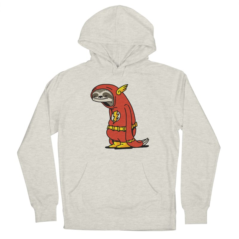 The Neutral Men's French Terry Pullover Hoody by Vó Maria's Artist Shop
