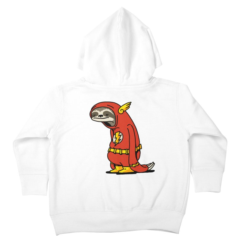 The Neutral Kids Toddler Zip-Up Hoody by Vó Maria's Artist Shop