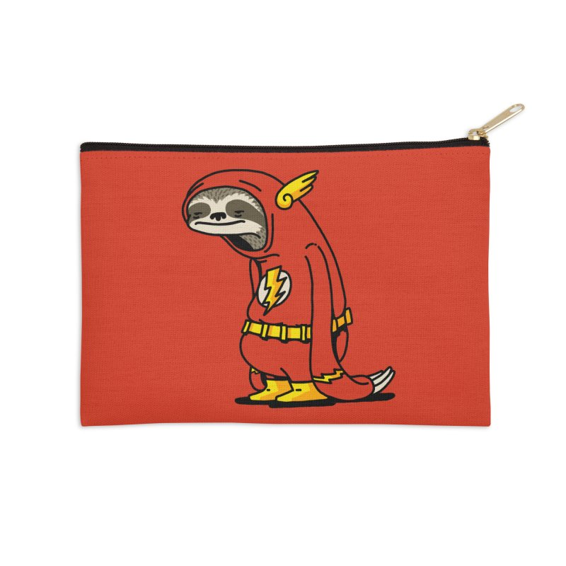 The Neutral Accessories Zip Pouch by Vó Maria's Artist Shop