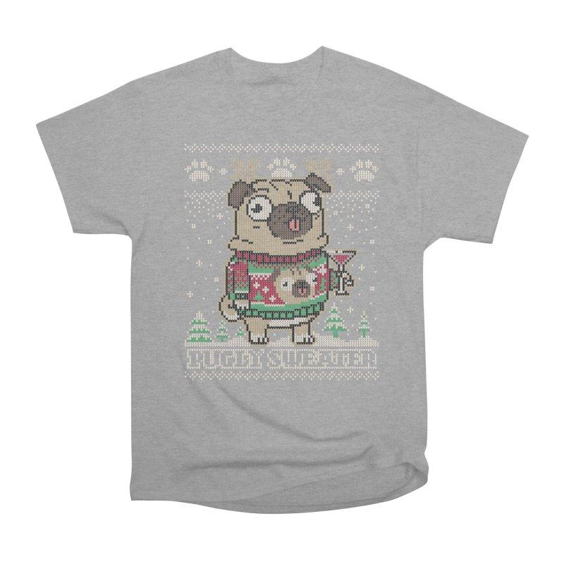 Pugly Sweater Women's Classic Unisex T-Shirt by Vó Maria's Artist Shop