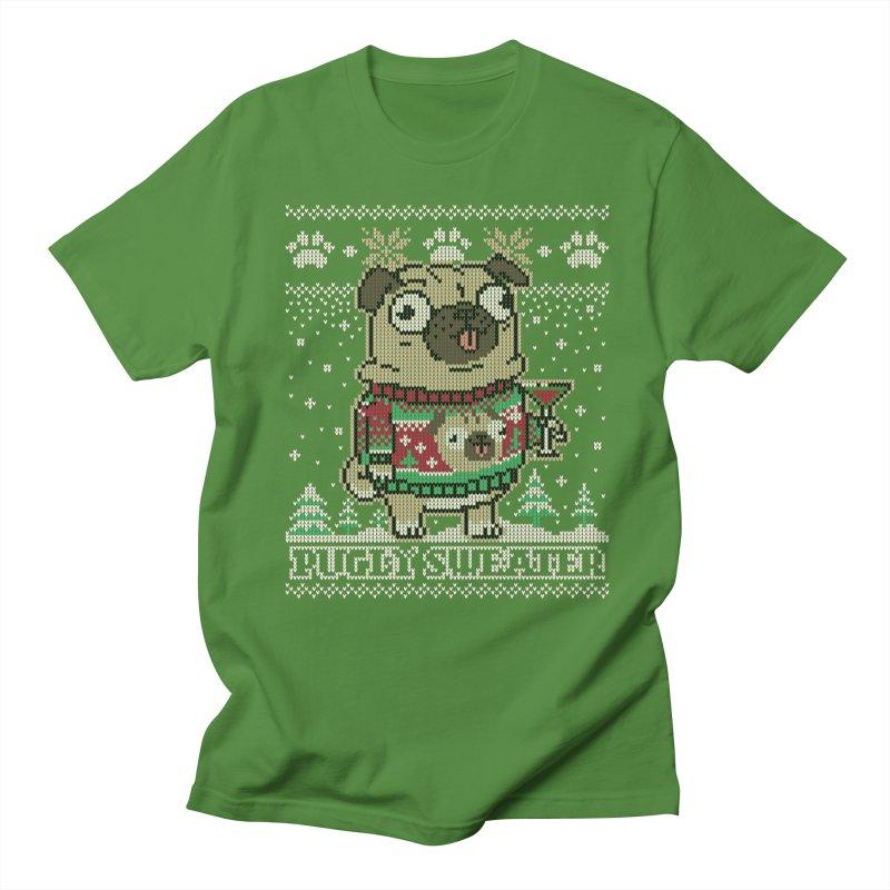 Pugly Sweater Women's Regular Unisex T-Shirt by Vó Maria's Artist Shop