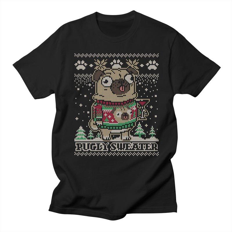 Pugly Sweater Women's Unisex T-Shirt by Vó Maria's Artist Shop