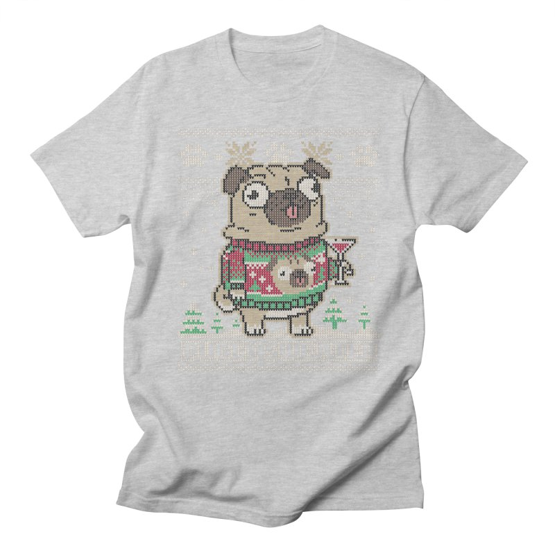 Pugly Sweater Women's Regular Unisex T-Shirt by Vó Maria's Artist Shop