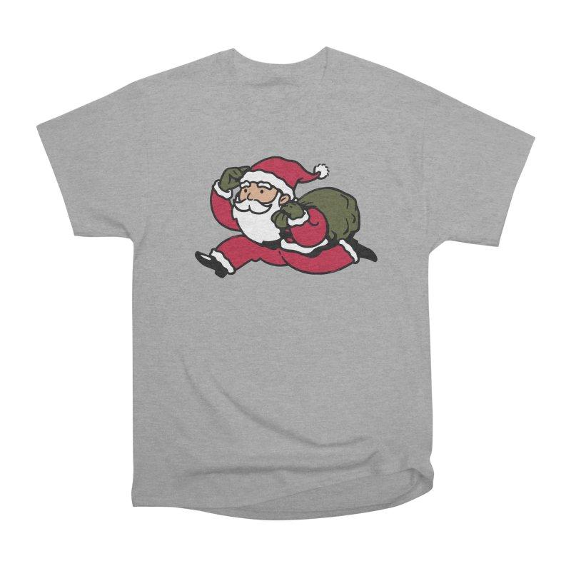 Santa Claus Monopoly Women's Classic Unisex T-Shirt by Vó Maria's Artist Shop