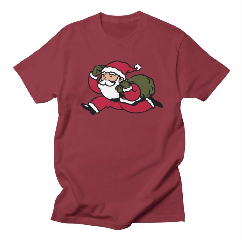 Santa Claus Monopoly Women's Unisex T-Shirt by Vó Maria's Artist Shop