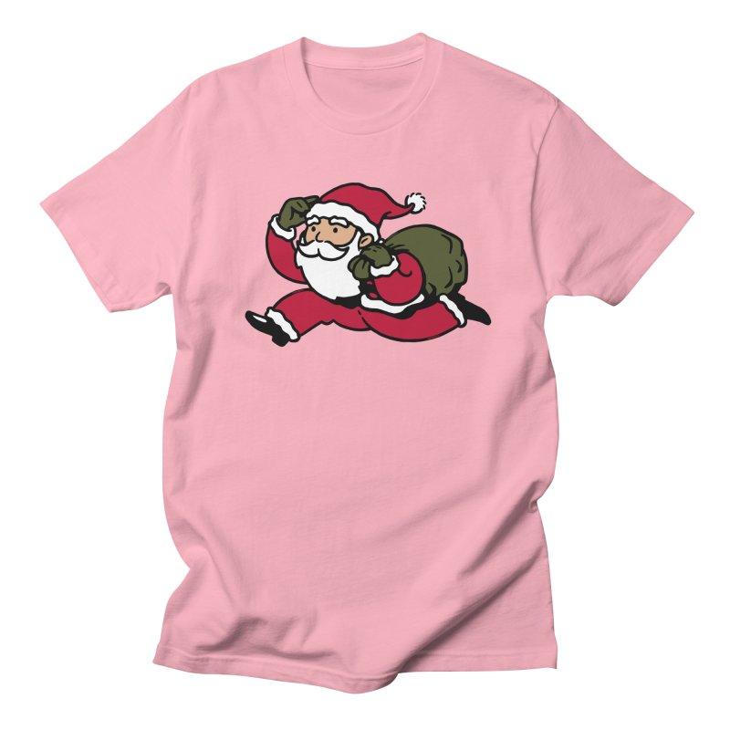 Santa Claus Monopoly Men's T-Shirt by Vó Maria's Artist Shop