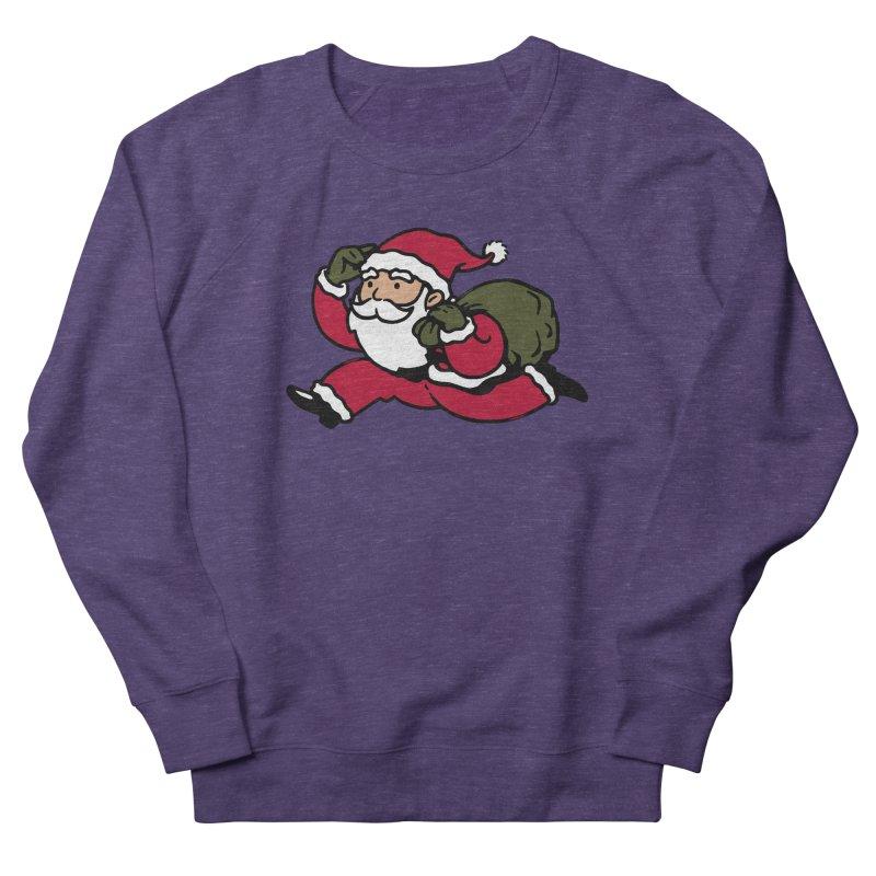 Santa Claus Monopoly Women's Sweatshirt by Vó Maria's Artist Shop