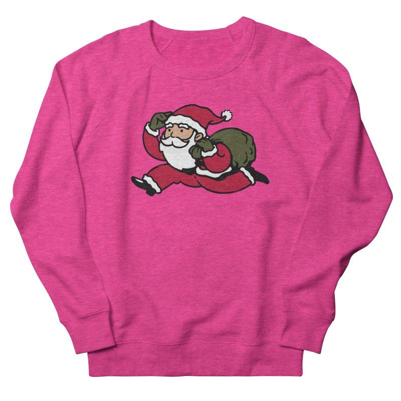 Santa Claus Monopoly Men's French Terry Sweatshirt by Vó Maria's Artist Shop