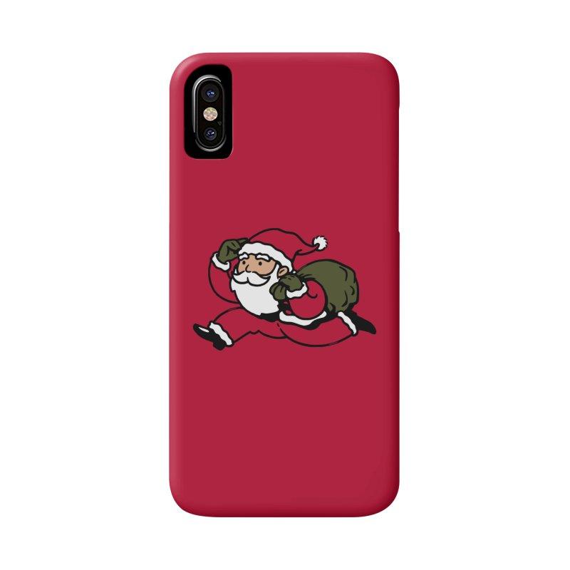 Santa Claus Monopoly Accessories Phone Case by Vó Maria's Artist Shop