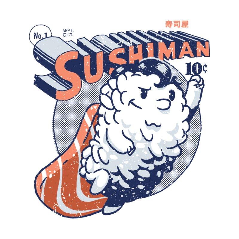 Sushiman by Vó Maria's Artist Shop