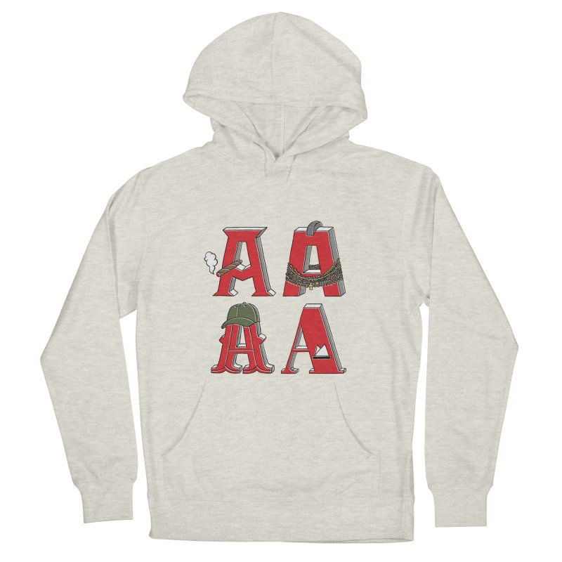 A-Team Men's Pullover Hoody by vonbrandis's Artist Shop