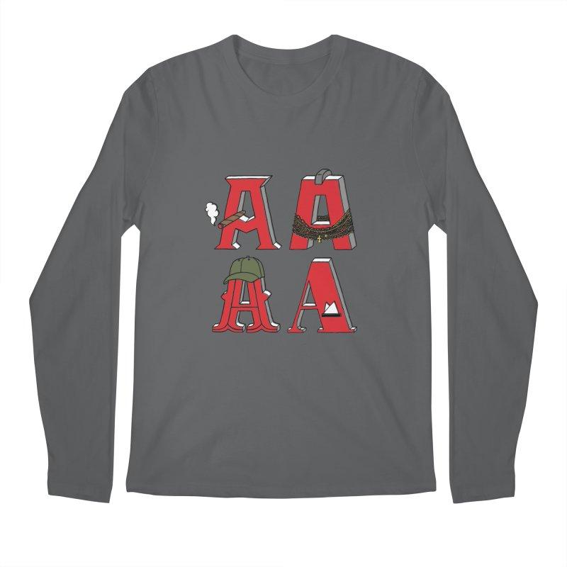 A-Team Men's Regular Longsleeve T-Shirt by vonbrandis's Artist Shop