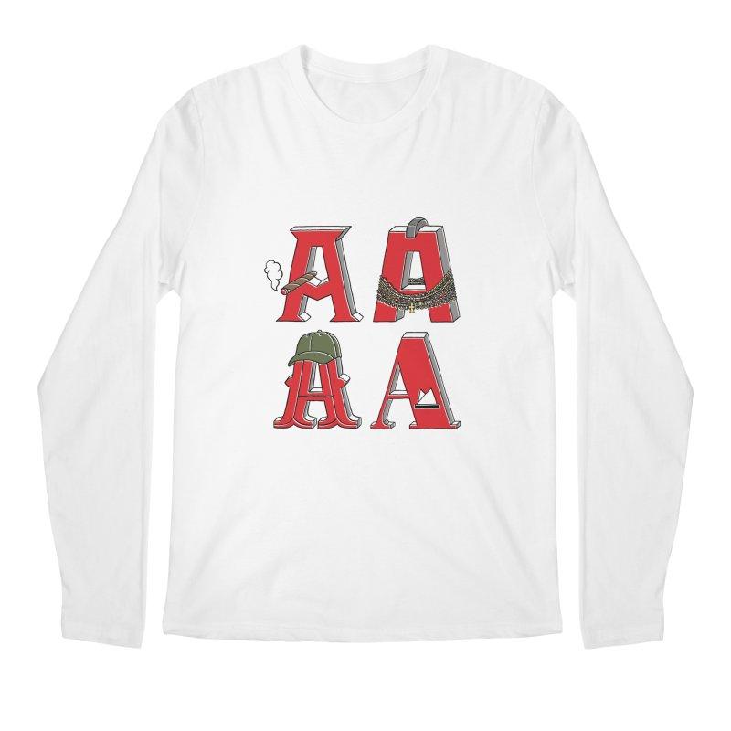 A-Team Men's Longsleeve T-Shirt by vonbrandis's Artist Shop
