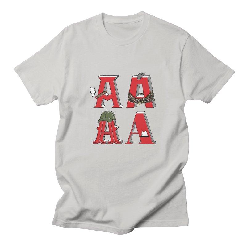 A-Team Men's Regular T-Shirt by vonbrandis's Artist Shop