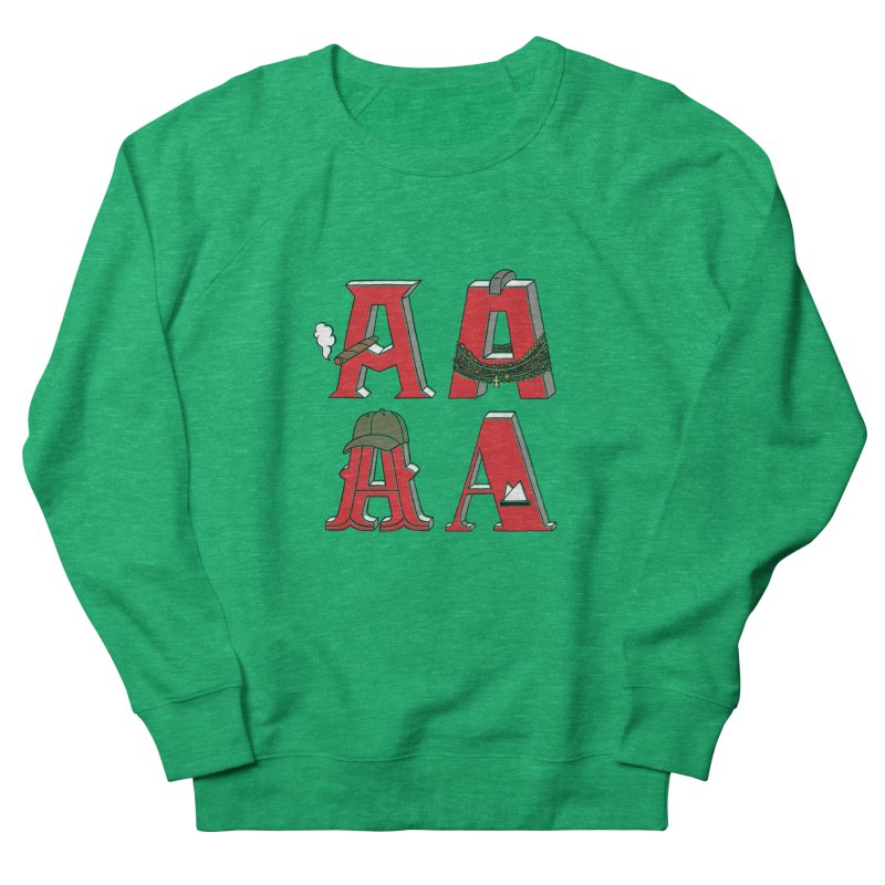 A-Team Women's Sweatshirt by vonbrandis's Artist Shop