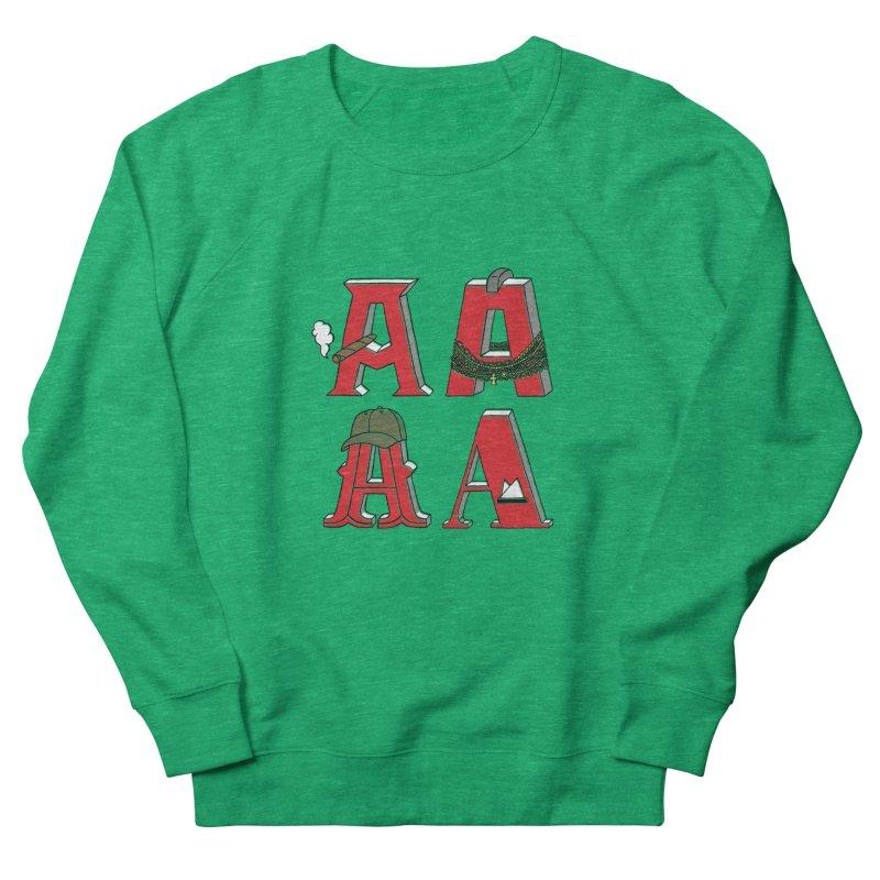 A-Team Men's French Terry Sweatshirt by vonbrandis's Artist Shop