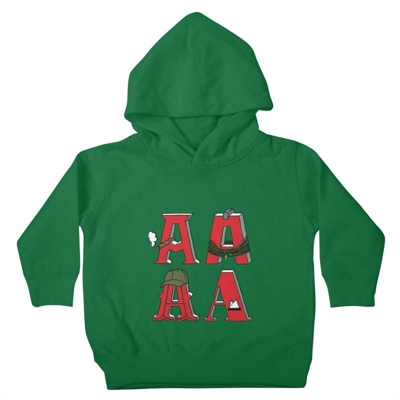 A-Team Kids Toddler Pullover Hoody by vonbrandis's Artist Shop