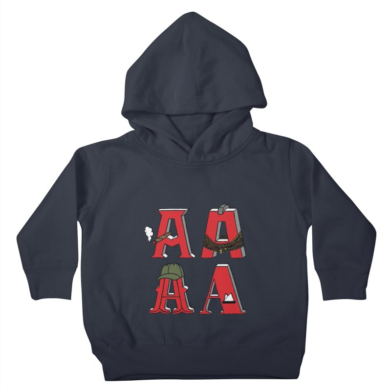A-Team Kids Toddler Pullover Hoody by vonbrandis's Artist Shop