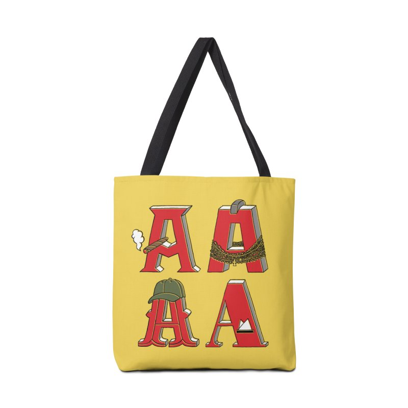 A-Team Accessories Bag by vonbrandis's Artist Shop