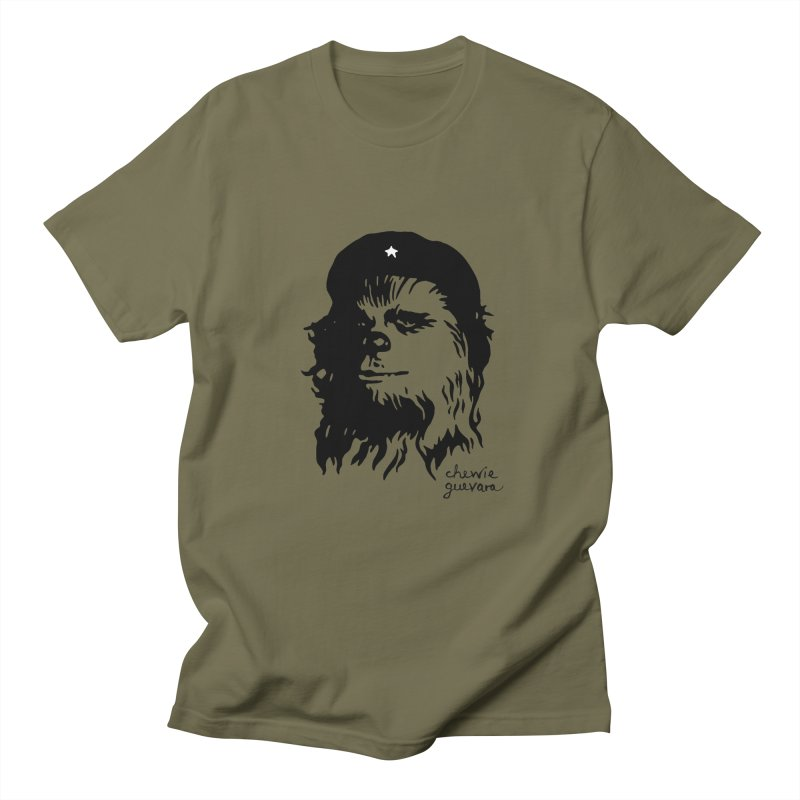 Chewie Guevara Women's Regular Unisex T-Shirt by vonbrandis's Artist Shop