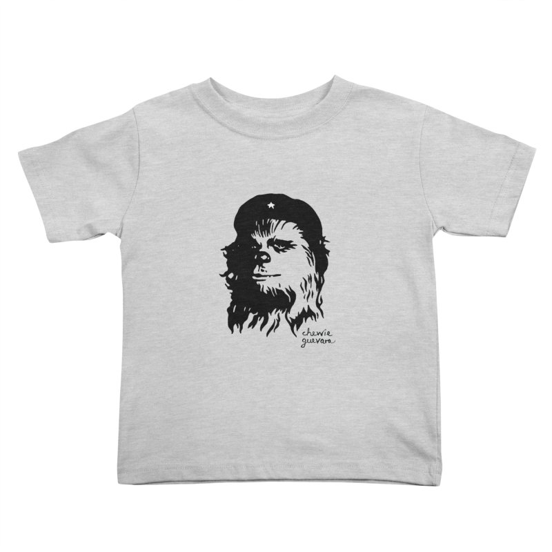 Chewie Guevara Kids Toddler T-Shirt by vonbrandis's Artist Shop