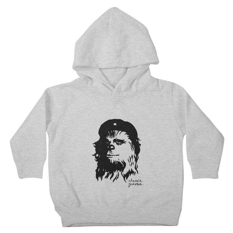 Chewie Guevara Kids Toddler Pullover Hoody by vonbrandis's Artist Shop